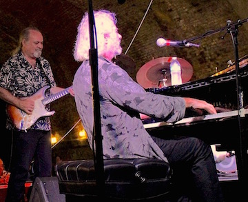 Tinsley & Chuck Leavell Tear It Up